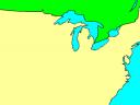 Osaatko American osavaltiot ulkoa?
