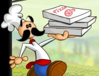 Papa Louie - When Pizzas Attack