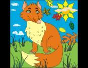 Värjäys Fox Tery