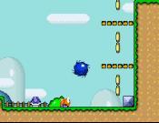 Sonic In Mario World