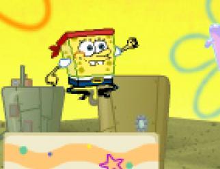 Sponge Bob Square Pants: Dutchmans Dash