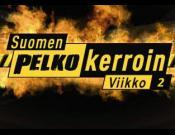 Suomen Pelkokerroin Peli - Viikko 2