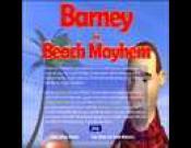 Barney's Boxes : Beach Mayhem