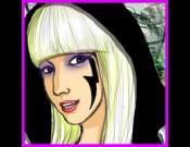 Lady Gaga Dressup Game