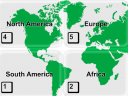 Around The World In 120 Seconds