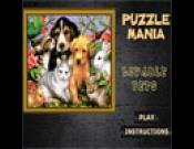 Puzzle Mania Lovable Pets