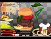 Beefy Burger Designer