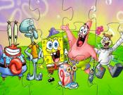 SpongeBob Family Puzzle
