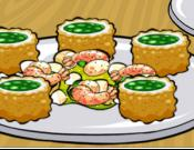 Lisa's Famous Fish Rolls