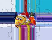 Christmas SpongeBob Puzzle