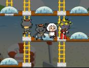 Pleasant Goat Ladder Horror