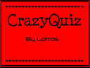 CrazyQuiz