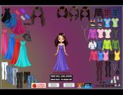 Selena Gomez Style Dressup Game