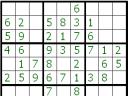 Chisla Sudoku