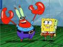 SpongeBob Crab Puzzle