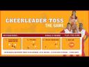 Cheerleader Toss