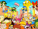 Popular Cartoons Jigsaw