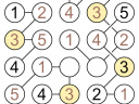 Chain Sudoku Light Vol 1