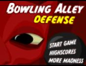 Bowling Alley Defence