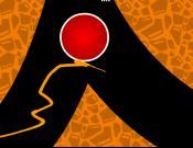 Line Game Orange Edition