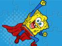 Super SpongeBob Jigsaw