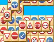 Road Signs Mahjong 2