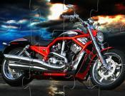 Harley Davidson Jigsaw