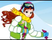 Ski Girl Fashion