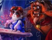 Beast Puzzle Game