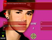 Bieber Ultimate Quiz