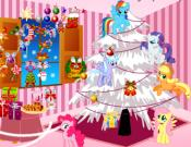 My Little Pony Decorated Christmas