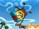 SpongeBob Skate Jigsaw
