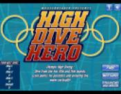 High Dive Heroe - high diving game