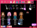 Chazie 3D Fashion Show