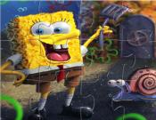 SpongeBob Squarepaints Jigsaw