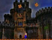 Mario's Halloween Pumpkin Blast