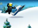 LEGO: Winter Stunt Police
