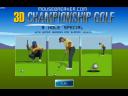 3D Championship Golf - Golf Peli