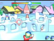 Snow Fortress Attack