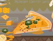 Cheesy Pizza 2 Cheddar Madness