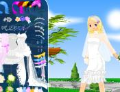 Anime Bride Dress Up Game