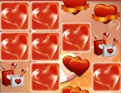 Valentine Hearts Pair Match