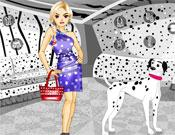 Polka Dots Girl