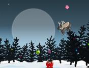 Reindeer Rain