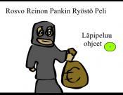 Rosvo Reinon Pankin Ryöstö Peli