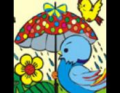 Lintujen Värityspeli