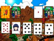 Naruto Solitaire Game
