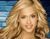 Jessica Alba Celebrity Makeover